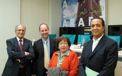 Presentación del proyecto en Casa Árabe (Madrid)