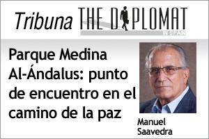 The Diplomat publica un artículo sobre Parque Medina Al-Ándalus