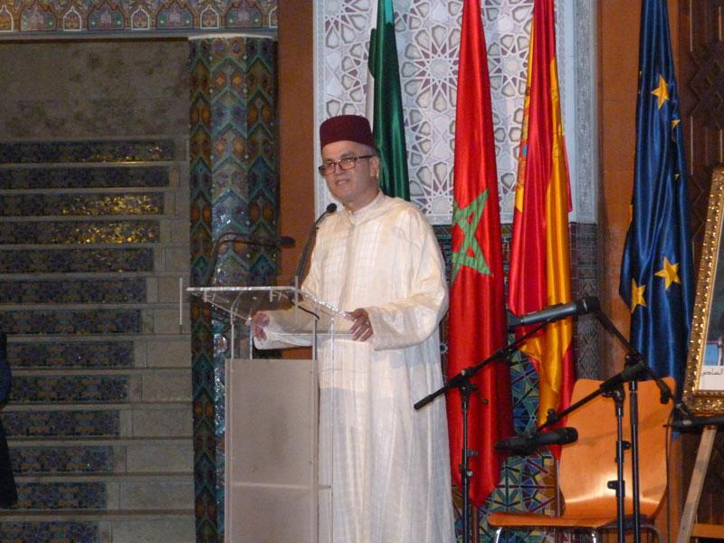 XVII Fiesta del Trono del Consulado General de Marruecos en Sevilla