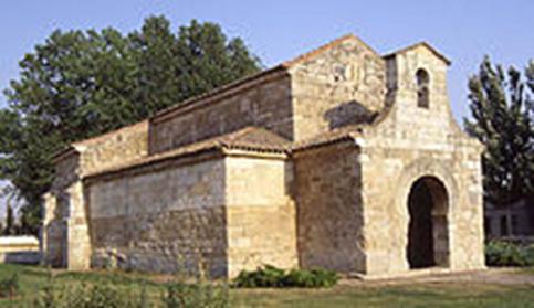 Ermita de San Juan de Baños. Palencia